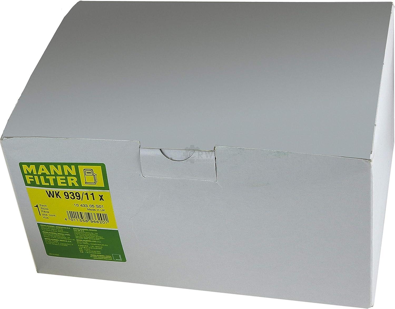 MANN-FILTER Inspektions Set Inspektionspaket Kraftstofffilter /Ölfilter