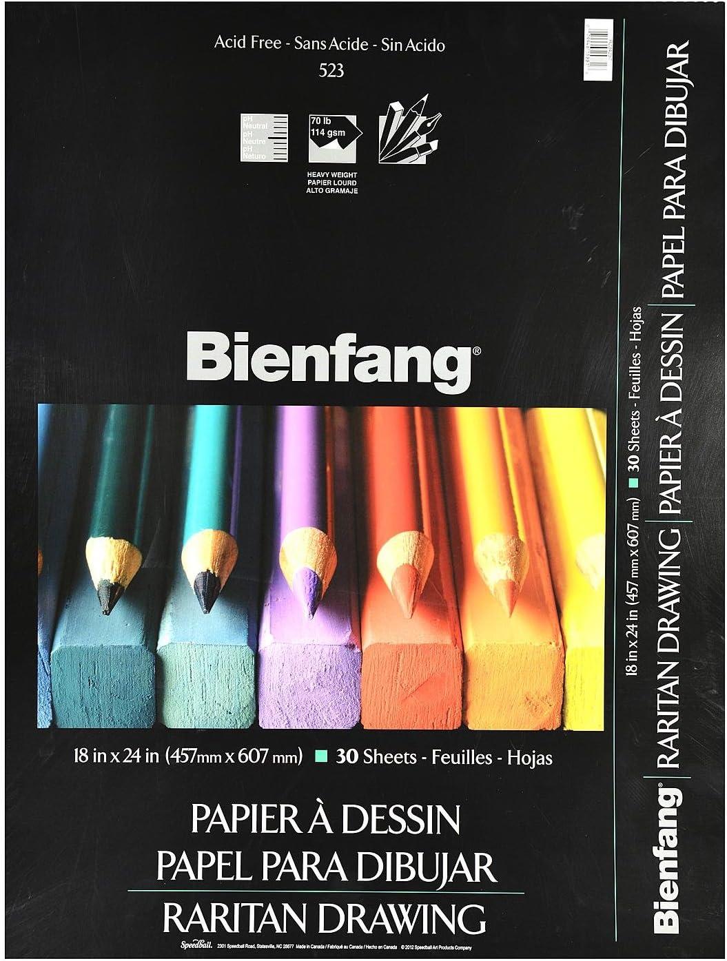 Bienfang 710 Canvasette Paper Canvas Pad---NEW