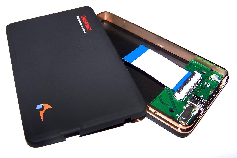1.8-inch ZIF LIF (iPod) Hard Drive Enclosure Case for Toshiba Hitachi Seagate Sa