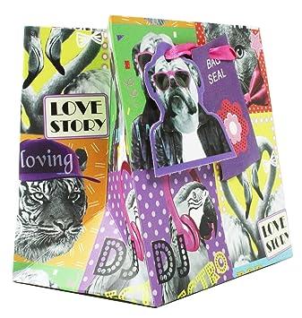 Lustige Tiere Moderne Geburtstag Geschenk Geschenk Tasche Fur Kinder
