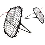 QuickPlay PRO Rebounder Adjustable Angle Multi-Sport Trainer | Soccer Rebounder or Baseball & Softball Pitch Back | Ideal for Team and Solo Training