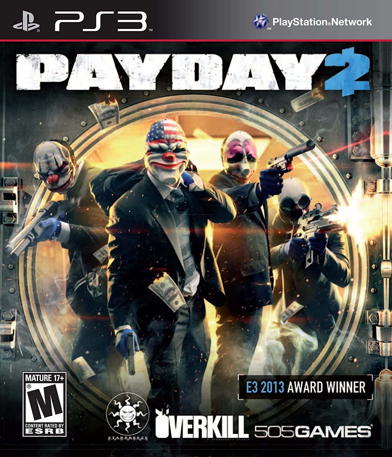 Amazon com: Payday 2 - Playstation 3: Video Games