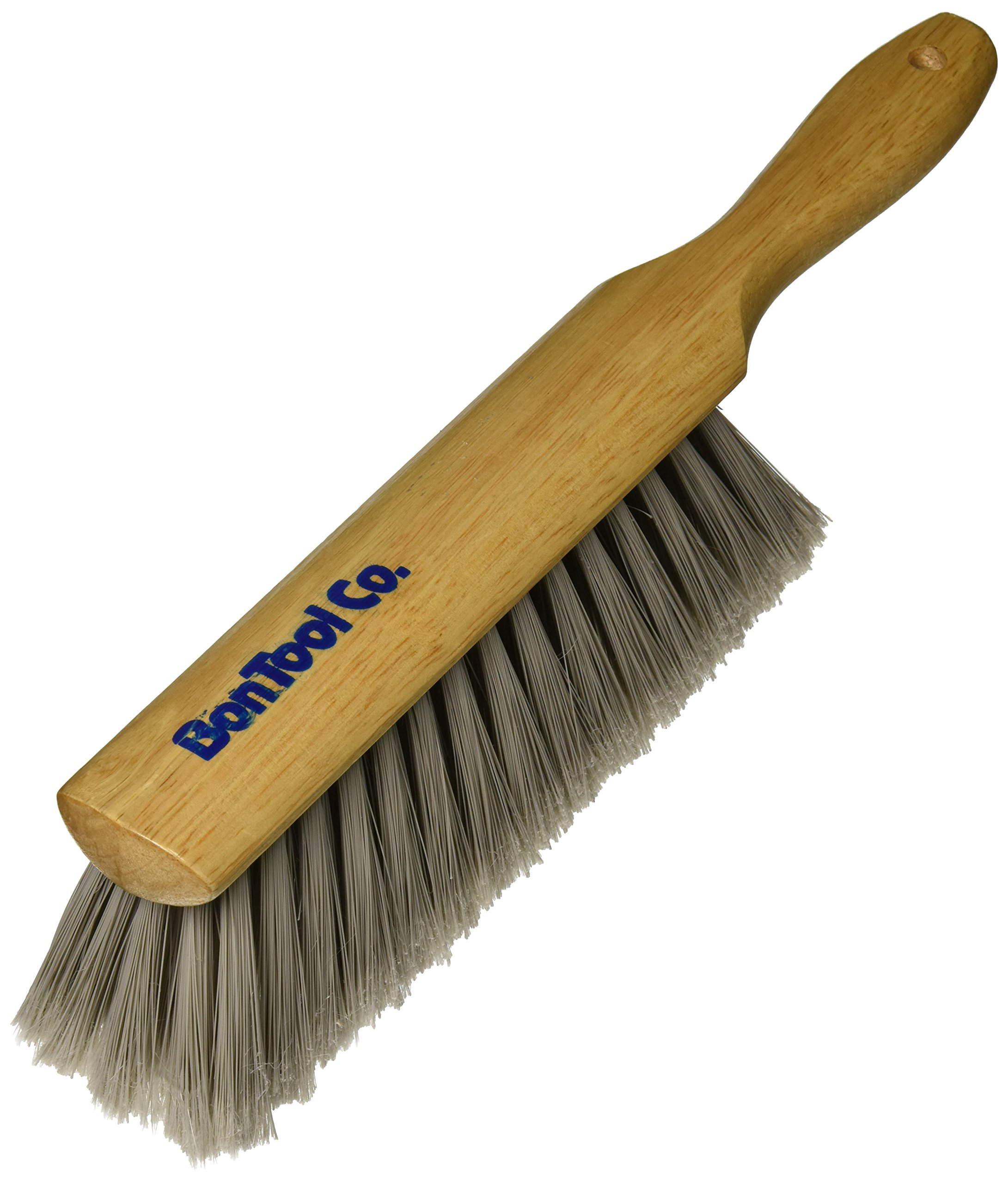 Bon 84-155 13-1/2-Inch Soft Silver Tipped Flagged Counter Brush