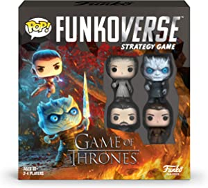 Funkoverse: Game of Thrones 100 4-Pack Board Game