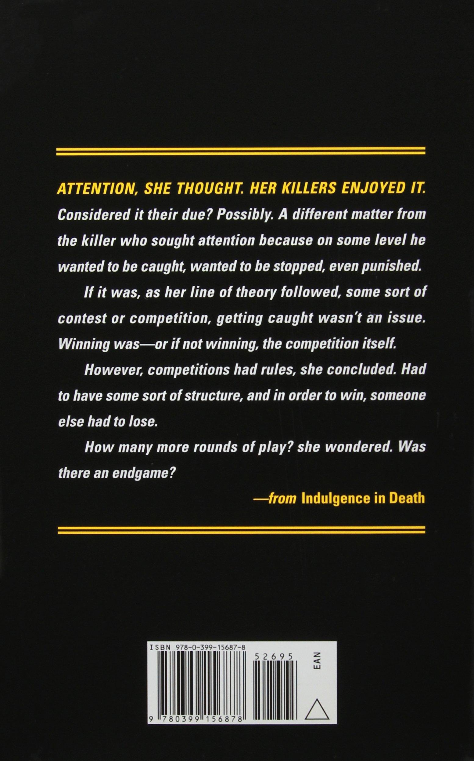 Indulgence in Death