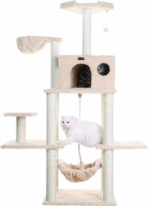 Top 10 Aeromark International Armarkat Cat Tree Furniture Condo