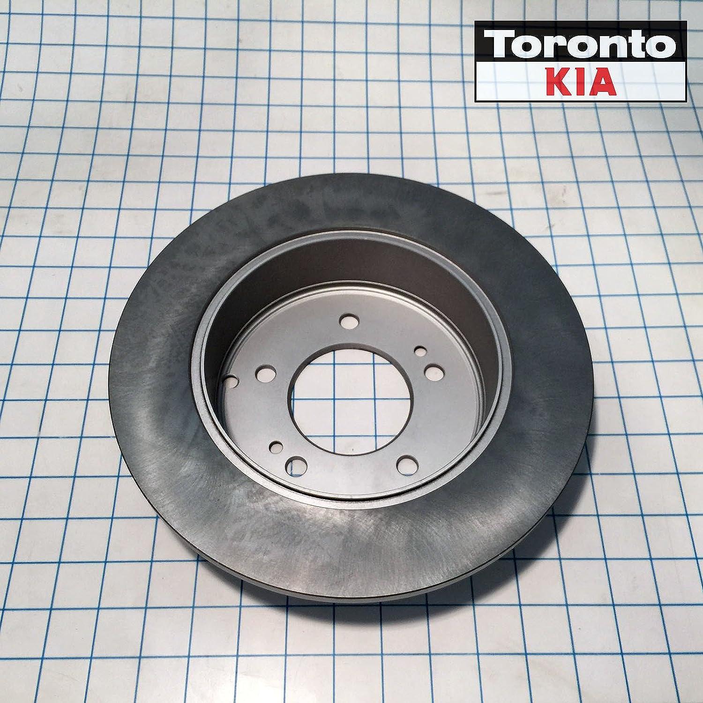 Kia 58411-1D000 Disc Brake Rotor