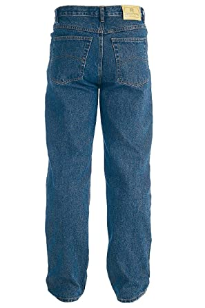 813d36cc04d2 Duke Herren Rockford Carlos groß hoch king-size Jeans stretch stone washed  Denim-Hose  Amazon.de  Bekleidung