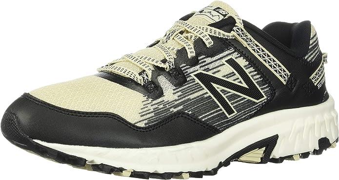 New Balance MT410CW6, Trail Running Shoe Mens, Negro, 32 EU: Amazon.es: Zapatos y complementos