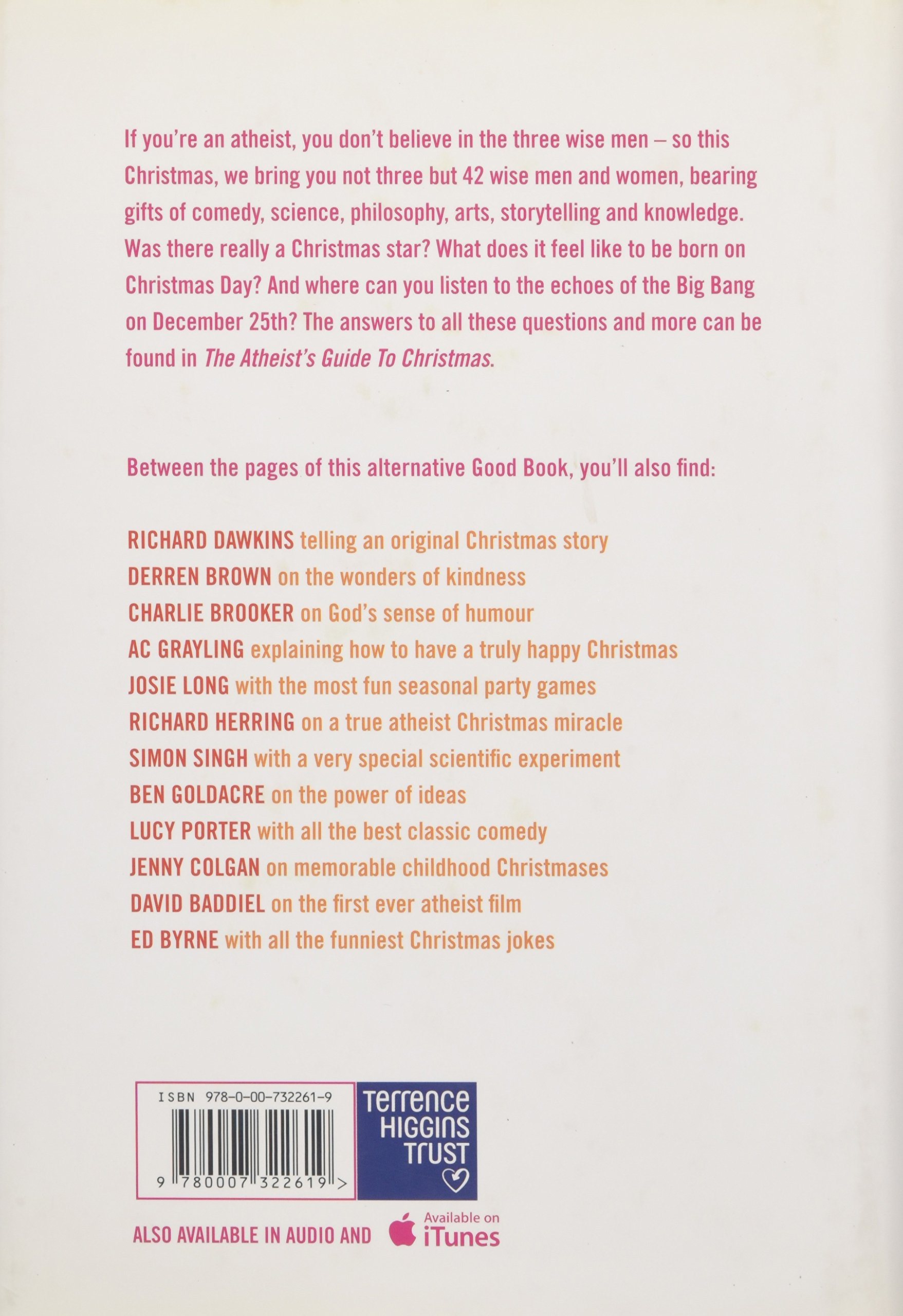 The Atheist\'s Guide to Christmas: Ariane Sherine: 9780007322619 ...