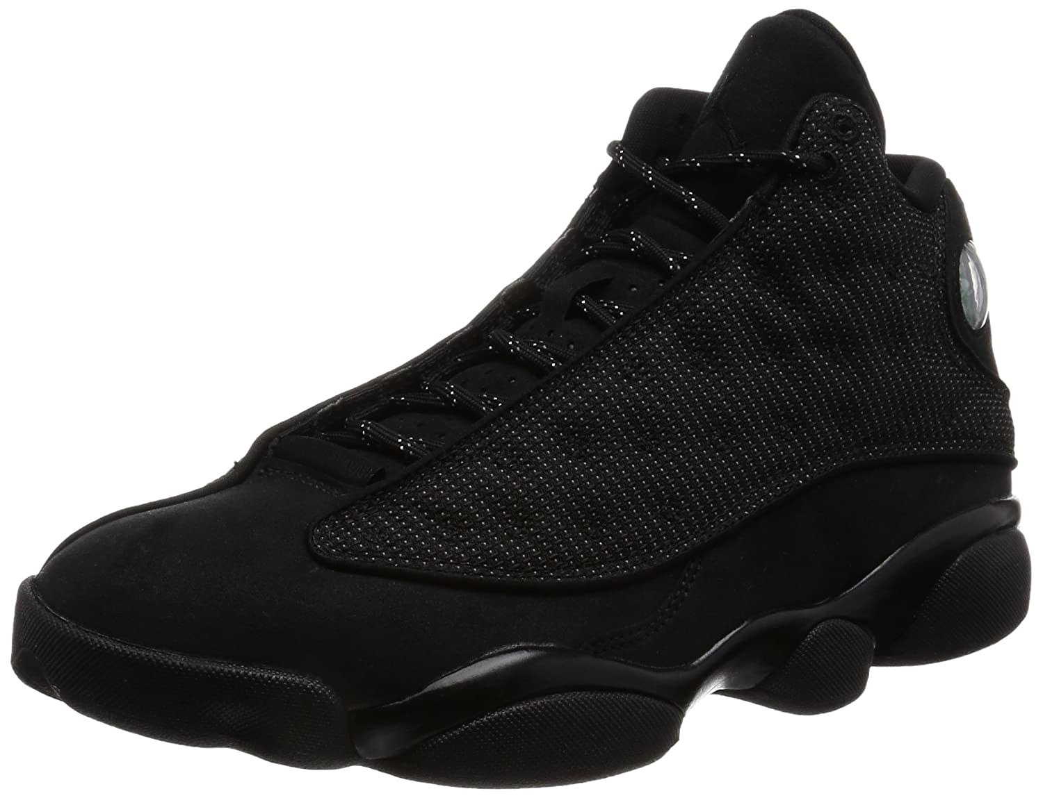 Air Jordan 13 Retro - 414571 011 B01NBX9CBL 14 M US|BLACK/BLACK-ANTHRACITE