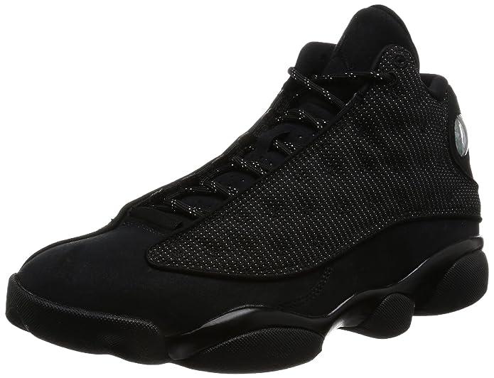 best website decbe 35660 ... ireland amazon jordan nike mens air retro 13 black cat basketball shoes  basketball 71b24 2dc71