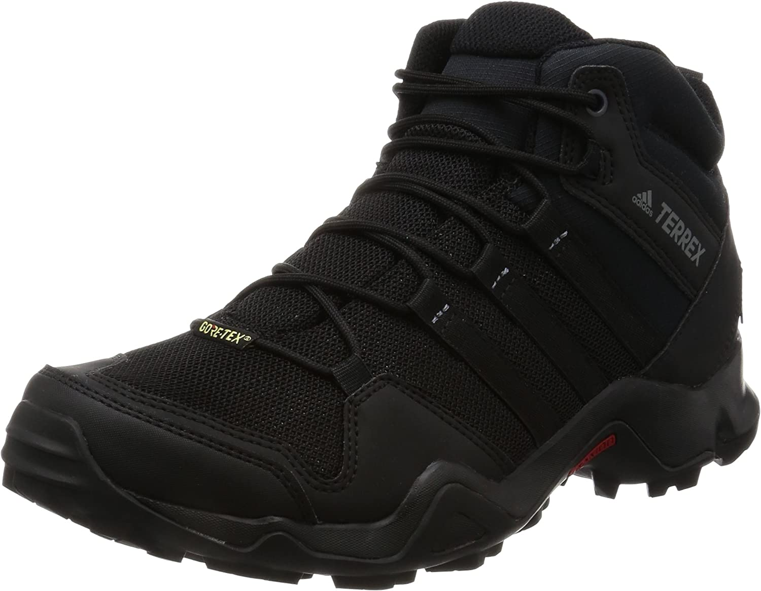 Amedrentador bebida sin  adidas Men's Terrex AX2R MID GTX Multisport Outdoor Shoes, Black (Core  Black/Core Black/Vista Grey), 7 UK 40 2/3 EU: Amazon.co.uk: Shoes & Bags