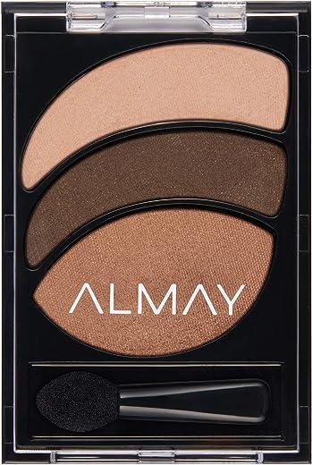 Almay Smoky Eye Trios, Everyday Neutrals, 0.19 oz, eyeshadow palette (50)