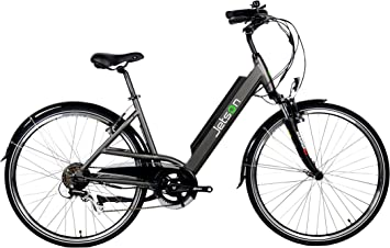 Jetson eléctrica Bicicleta eléctrica para Bicicleta de Rosa ...