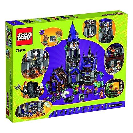 Lego Scooby Doo La Dimora Misteriosa Amazon It Giochi E Giocattoli