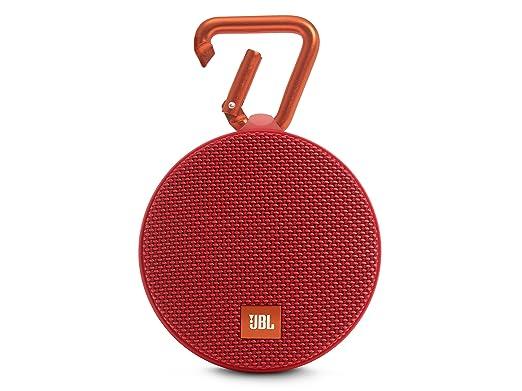 33 opinioni per JBL Clip 2 Altoparlante Bluetooth Portatile, Rosso
