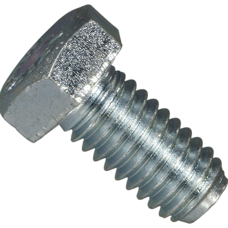 3//8-16 x 3//4-Inch 100-Piece Hard-to-Find Fastener 014973246815 Grade 5 Coarse Hex Cap Screws