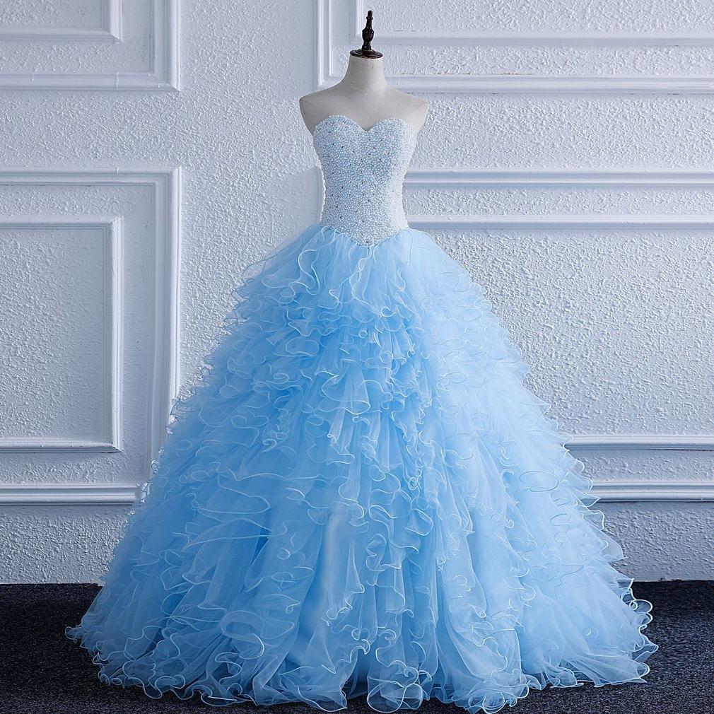 XP Büstenhalter-Spitzenkleid-Hochzeitskleid-Normallack-Art und Weisehochzeitskleid,EIN,S