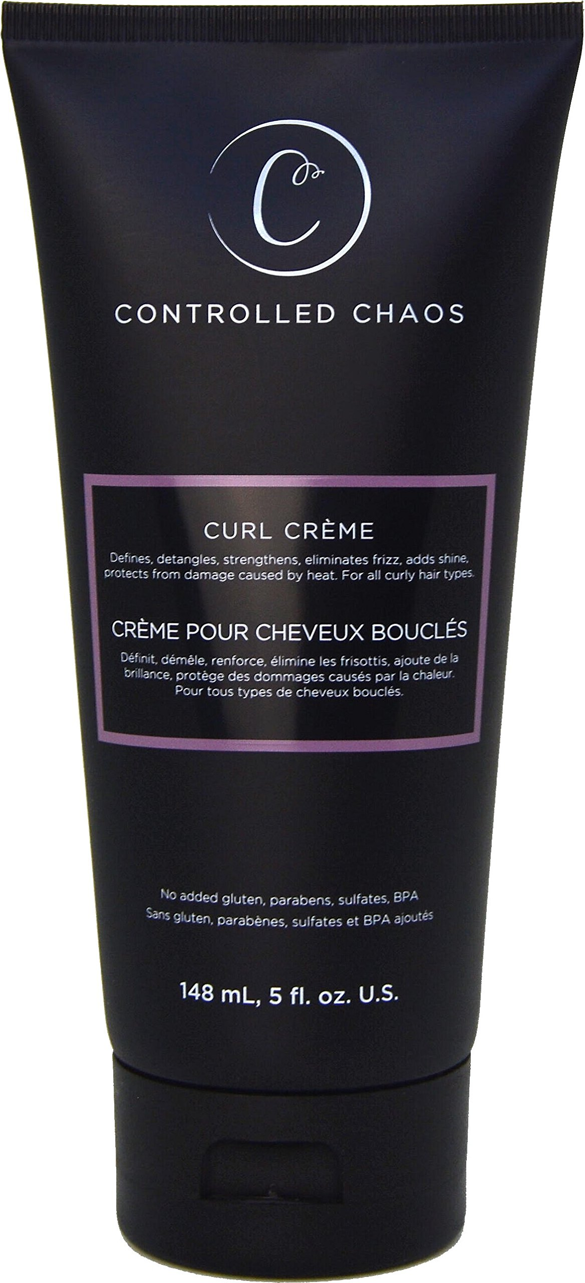 Controlled Chaos Curl Creme 5oz
