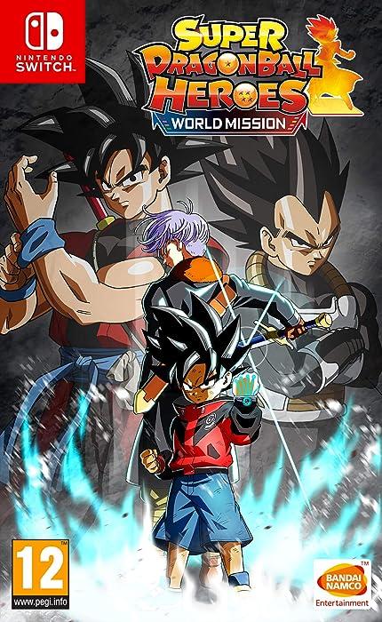 Amazon.com: Super Dragon Ball Heroes (Nintendo Switch ...