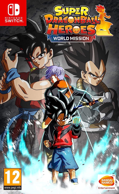 Resultado de imagem para Super Dragon Ball Heroes Switch