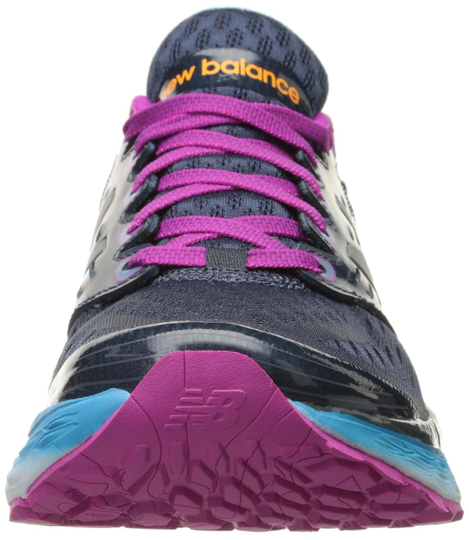 New Balance Women's 5.5 Fresh Foam 1080v6 Running Shoe B00YVIDAMW 5.5 Women's B(M) US|Blue/Pink 5ea258