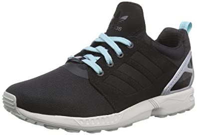 57e0b4e4864db new zealand adidas originals zx flux nps schwarz b082a 60cc5