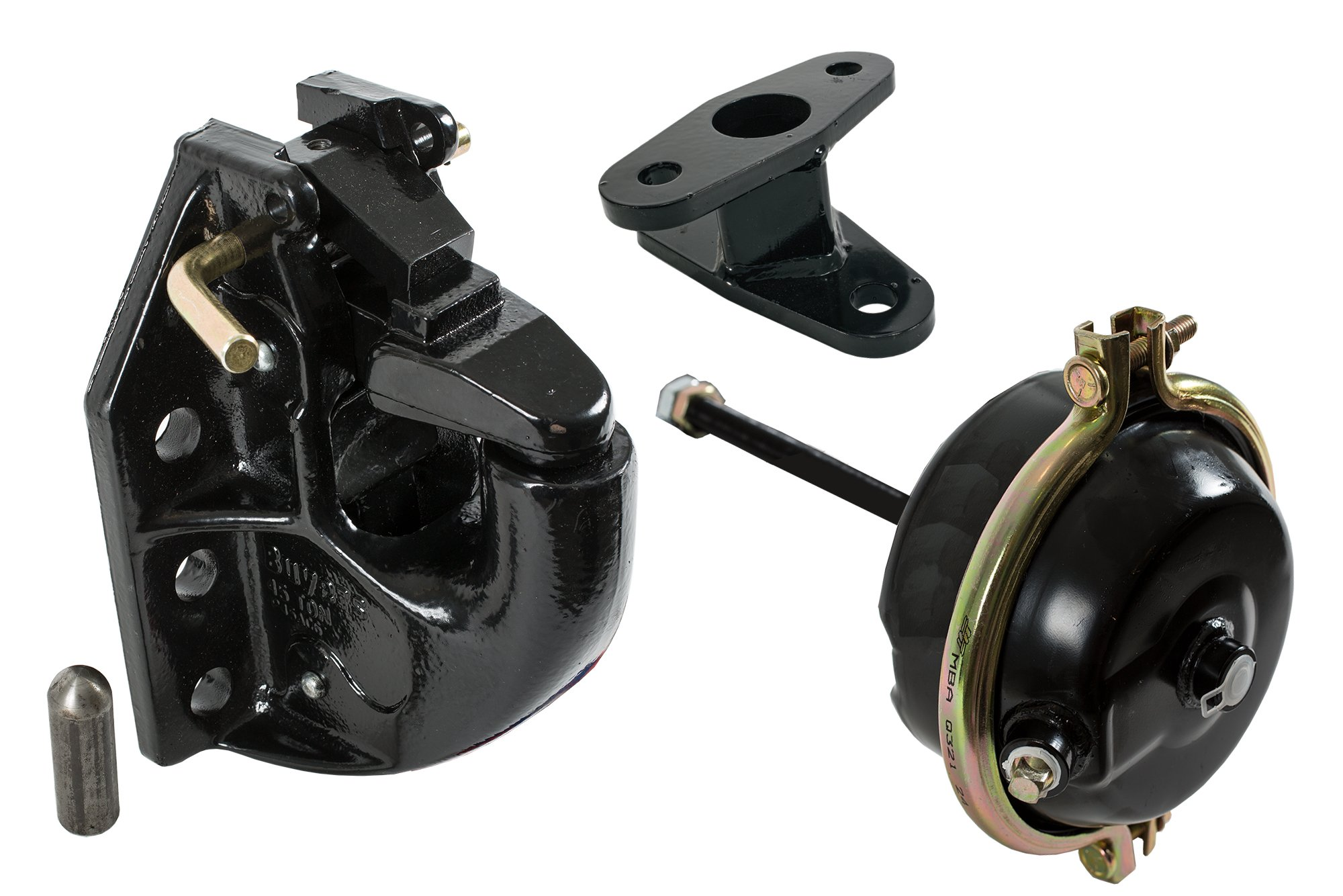 Buyers Products 45-Ton Capacity Air Compensated Pintle Hook