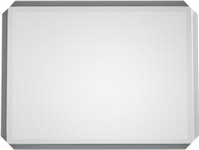 LEHRMANN Baguetteblech 45 x 35 cm WIESHEU ELOMA MIWE Backblech Lochblech