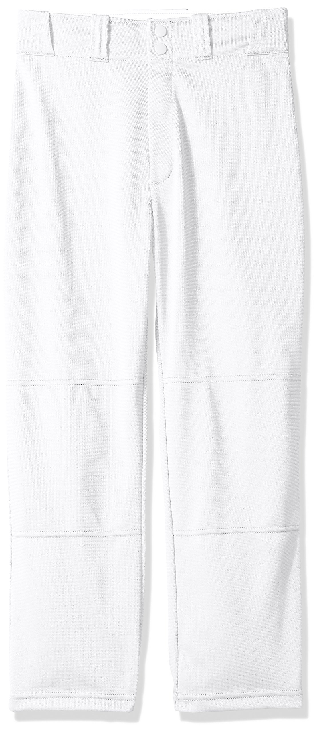 Wilson Youth Classic Relaxed Fit Baseball Pant, White, XX-Large by Wilson