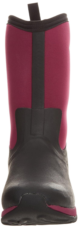 Muck Boot Company Women's 6 Arctic Weekend Boot B00BN61CMA 6 Women's B(M) US|Black/Maroon ad29fc