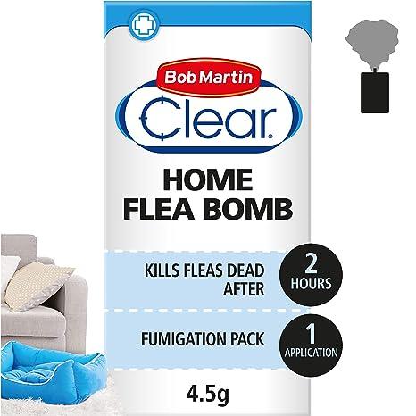 Bob Martin Flea bombas