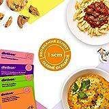 Repas Minceur - Box Minceur Soupes et Plats - 1 semaine - 4 Repas Par Jour – Ingrédients 100% Naturels – Perdez 0,85kg /semaine *