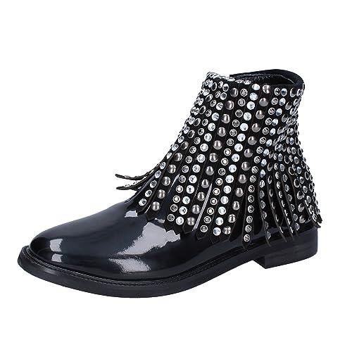 Sara EuAmazon Mujer Lopez Botas Size36 Para Negro 5RjcAS34Lq