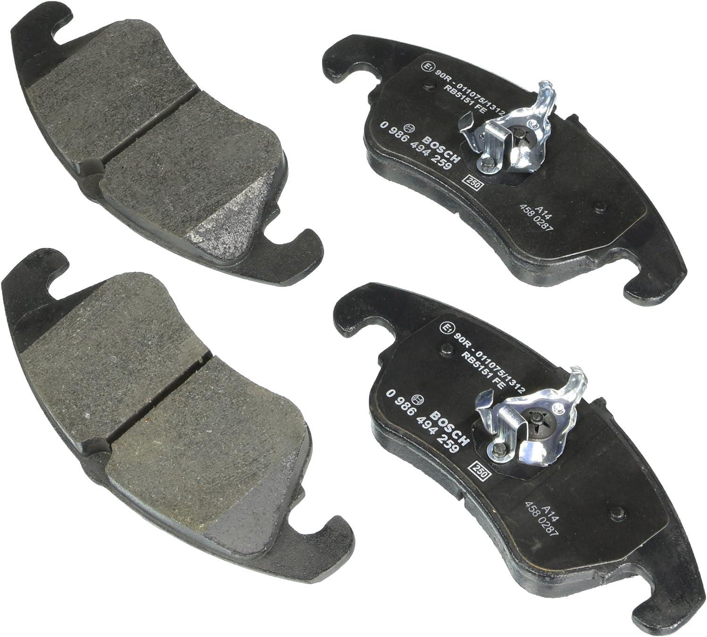 Bosch 0986494104 EuroLine Disc Brake Pad Set