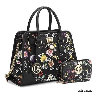MKP Collection Fashion Woman Handbag and Wallet set~Beautiful Tote~Designer  Satchel~Nice b0c5107499