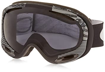 oakley goggles a frame  Amazon.com : Oakley A-Frame 2.0 SW Ski Goggles, Signature Black ...
