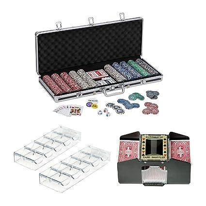 Amazon.com: El paquete GLD incluye un juego de chips de ...