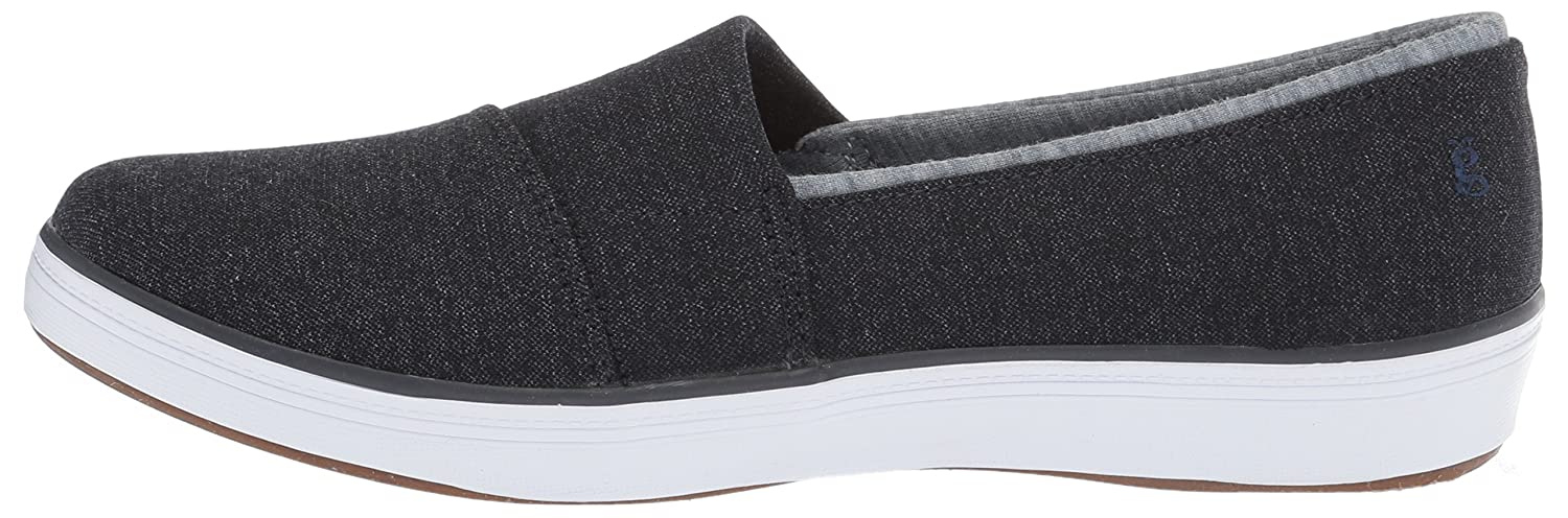 Grasshoppers Women's Siesta Slip-on Fashion Sneaker B0731Z669S 8 W US|Navy