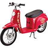 "Razor Pocket Mod Bellezza Euro-Style Electric Scooter for Ages 14+, Up to 70 Minutes Ride Time, 16"" Pneumatic Tires…"