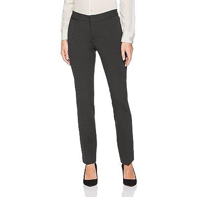NYDJ Women's Petite Size Ponte Knit Trouser Pants