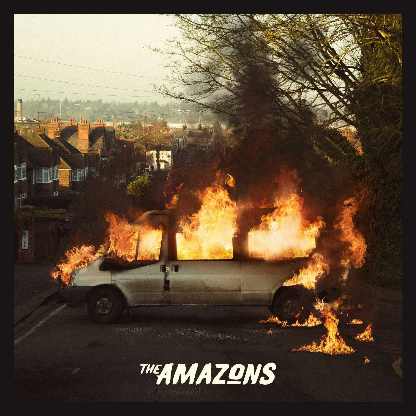 Image result for the amazons album