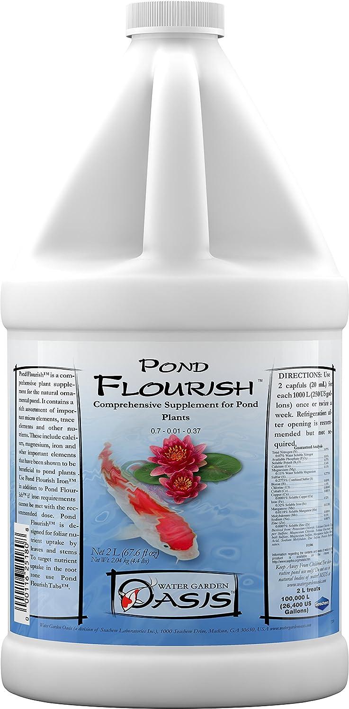 Seachem Pond Flourish - Liquid Stimulator for Pond Plants