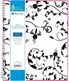 """Blue Sky 2018 Weekly & Monthly Planner, Twin-Wire Binding, 8.5"""" x 11"""", Analeis - 102478"""