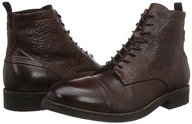 a8b8bbf1e83 HUDSON LONDON Palmer Drum Dye Mens Boot