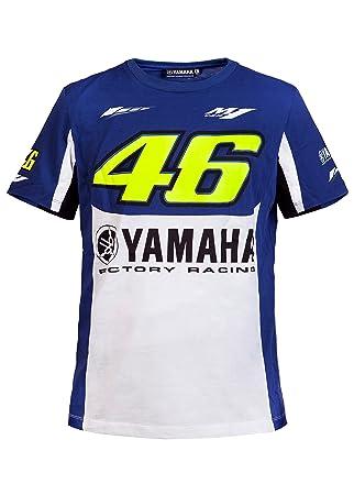 Tee-Shirt Yamaha 2016 de Valentino Rossi,