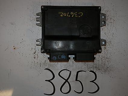 Amazoncom 33920 80jd2 Suzuki 7 Sx4 Computer Module Ecm Ecu