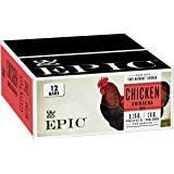 Epic Provisions Chicken Sriracha Protein Bars Whole30, Keto Friendly, 18 oz (Pack of 12)