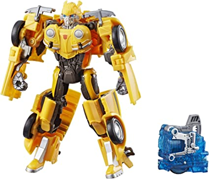 Transformers BUMBLEBEE 2018 Movie Beetle Action Figure Robots Boy Girl Toy Gift